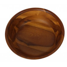 سلطانية خشب فيتنامي ، مقاس 20*20سم