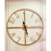 ساعة حديد (ساعة الحائط) 72سم