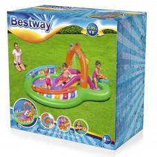 حوض سباحة اطفال قابل للنفخ  - 2.95 × 1.90 × 1.37 سم