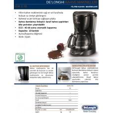 صانعة قهوة ديلونجي ICM2.1B
