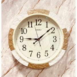 ساعة حائط دائري 43 * 43 سم