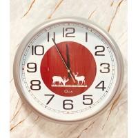 ساعة حائط 36 * 36  سم
