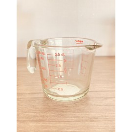 مكيال قياس زجاج 350 مل