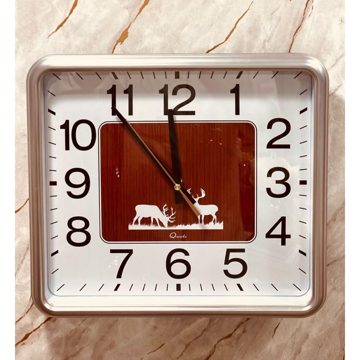 ساعة حائط 32*32سم