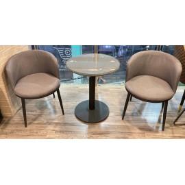 طقم طاولة 2 كرسي